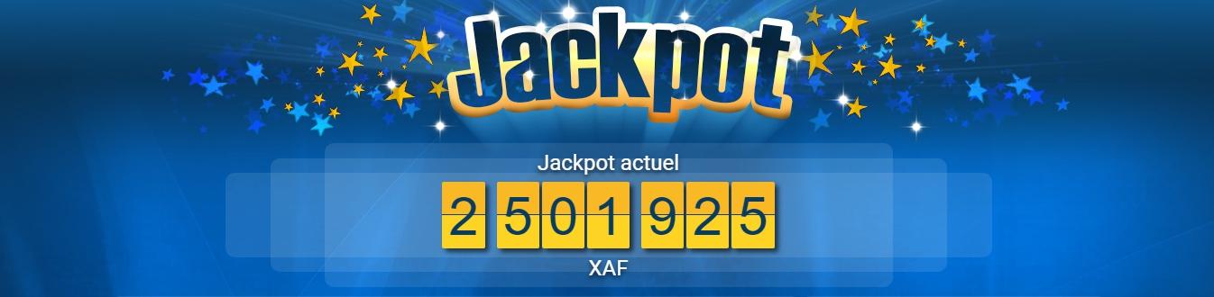 jackpot 1xBet